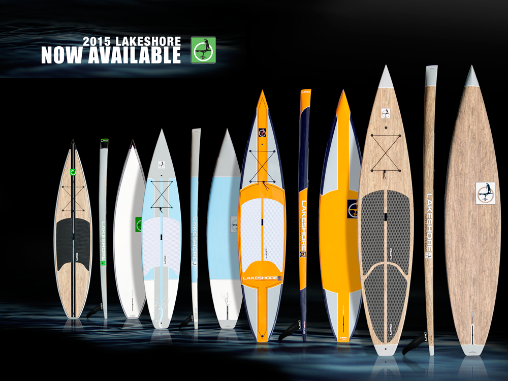 2015 SUP Boards