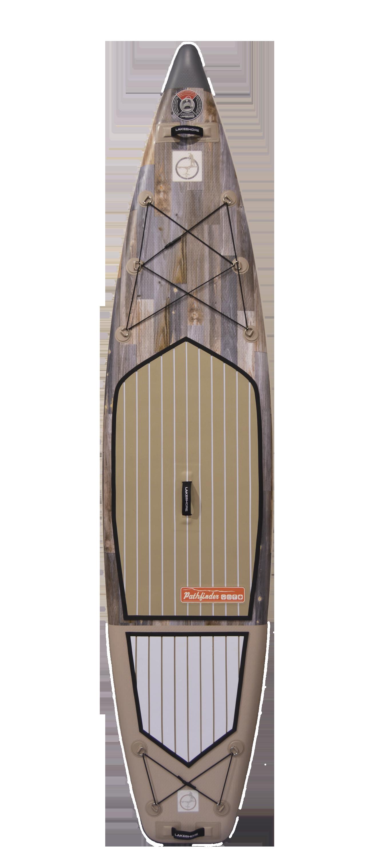 Pathfinder - Ponderosa Plank