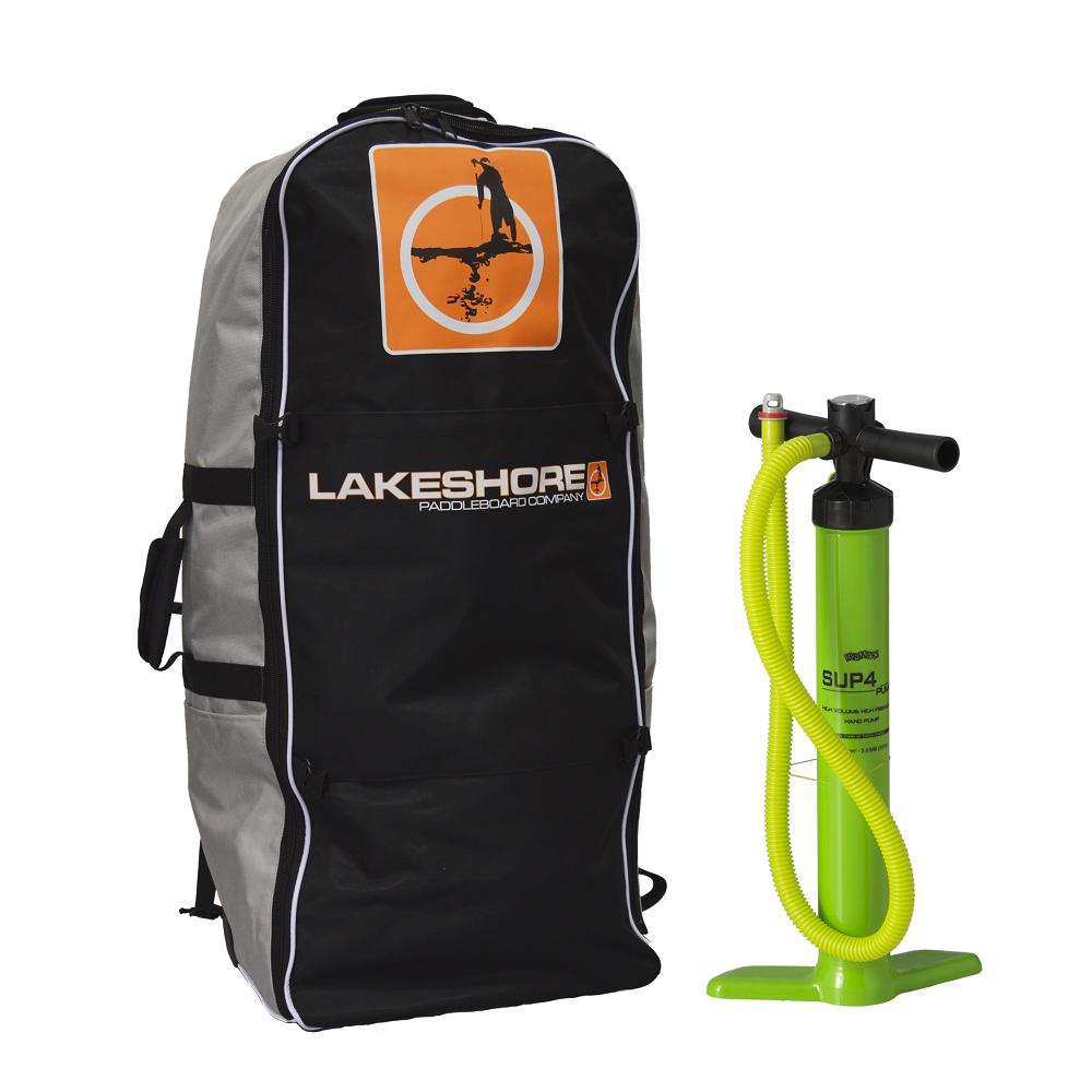 Backpack & Pump